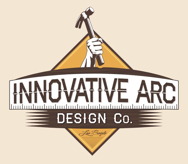 Innovative arc design co logo design kd sign systems inc for Innovative design company